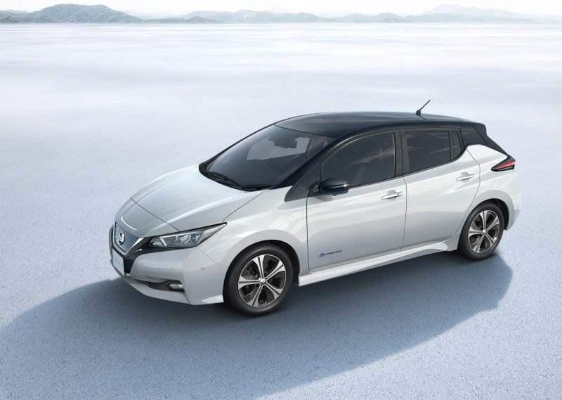 Der neue Nissan Leaf - so schaut er aus, das kann er! | Elektroauto ...