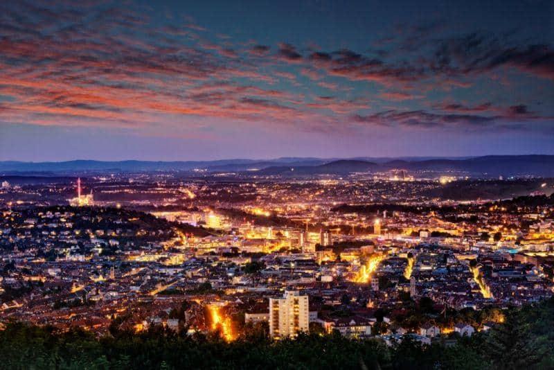 Stuttgart - Welthauptstadt der E-Mobilität