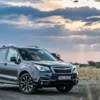 Subaru ab 2021 ohne Diesel