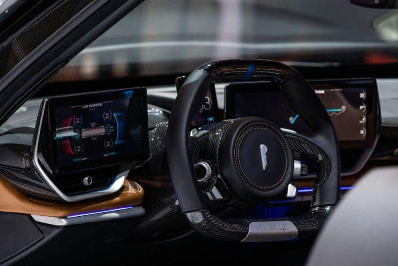 Pininfarina soll Luxus-E-Auto-Marke werden