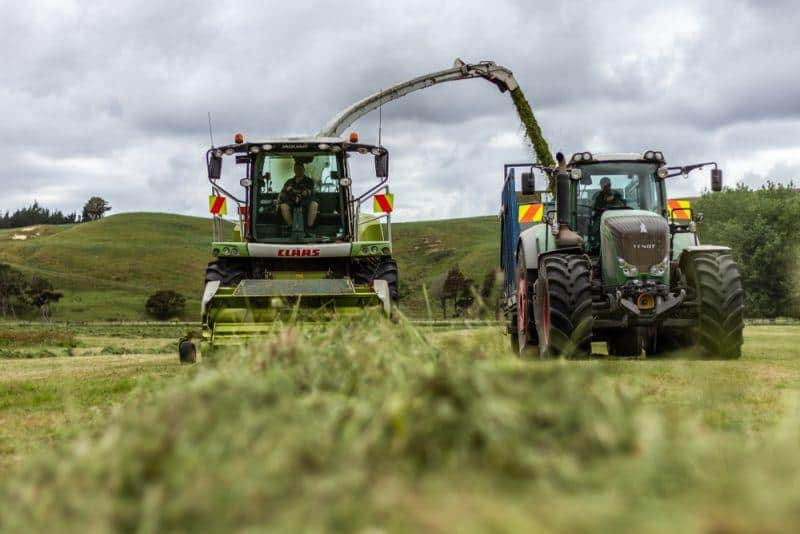 FENDT ab 2018 mit E-Traktor