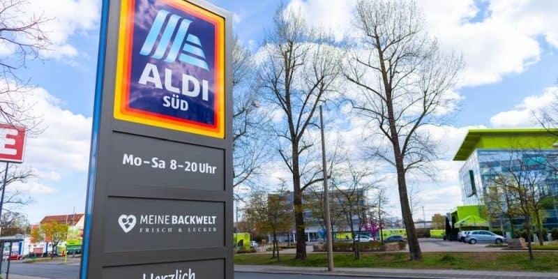 Aldi Süd plant Ausbau von Ladestationen