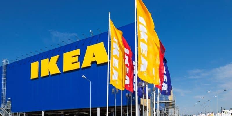 IKEA setzt auf E-Mobilität