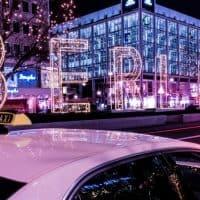 Berlin will E-Taxis mehr fördern
