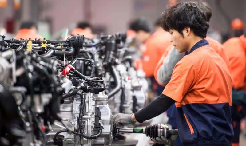 China auf dem Weg zur E-Auto Weltmacht