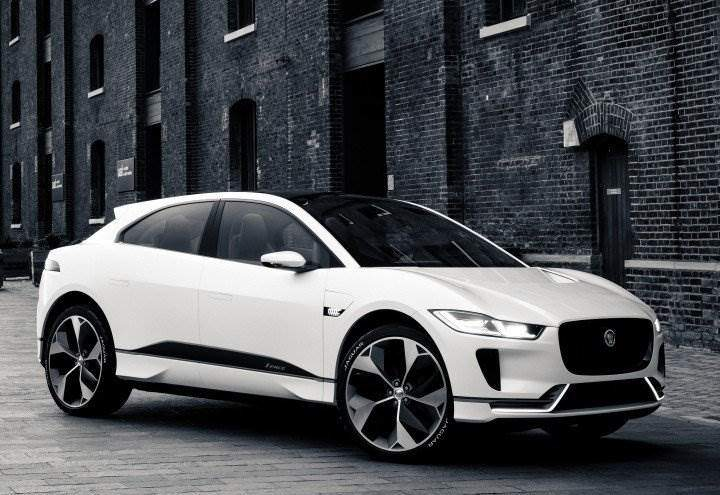 Ford Smart Mobility >> Bereits 25.000 Vorbestellungen für I-Pace von Jaguar ...