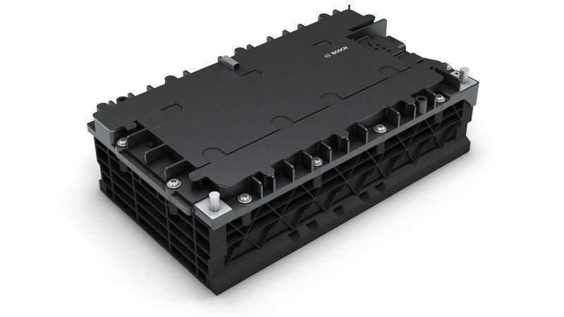 bosch pr sentiert neue 48 volt hybrid batterie elektroauto. Black Bedroom Furniture Sets. Home Design Ideas
