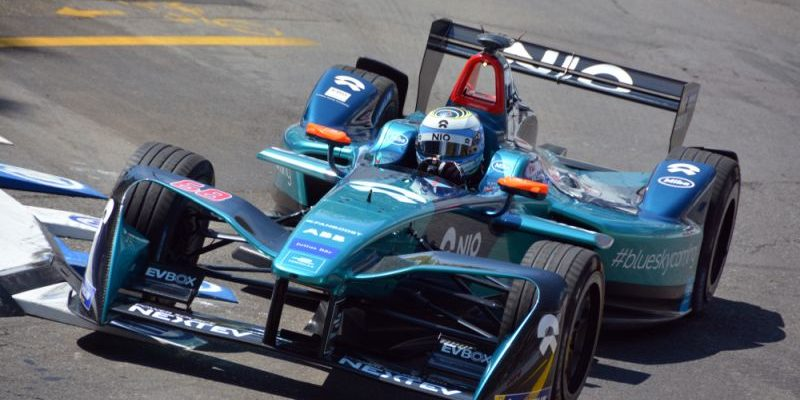 Formel E künftig auf Eurosport