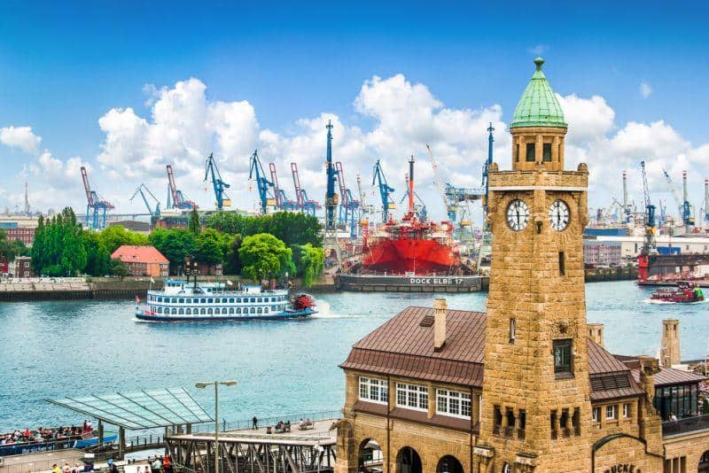 Hamburg führend bei E-Mobilität