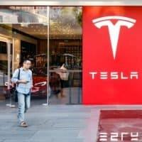 Tesla Fabrik ohne Joint Venture in China