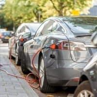 CDU will mehr E-Dienstwagen