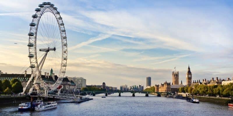 Großbritannien investiert in klare Luft