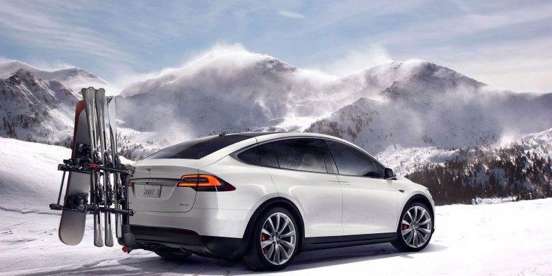 Anti Tesla Steuer schwere Elektroautos