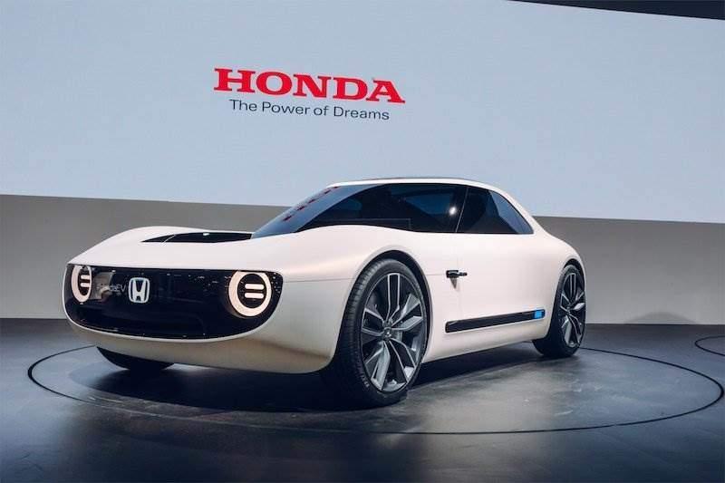 Honda will Elektroautos ultra-schnellladen können ...