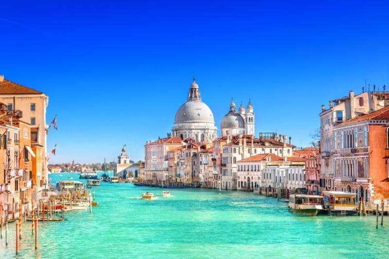 Ladenetz von Norwegen bis Italien geplant
