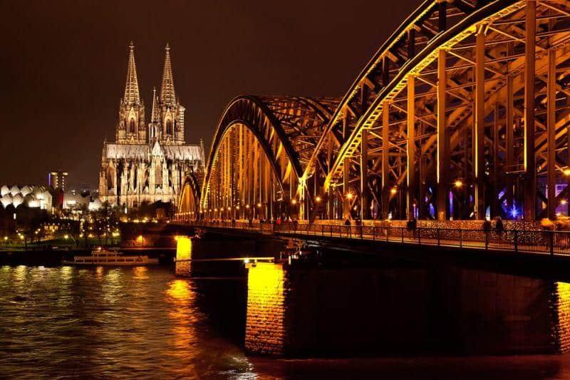 Testgelände in Köln