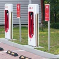 Tesla baut Supercharger-Netz in China aus