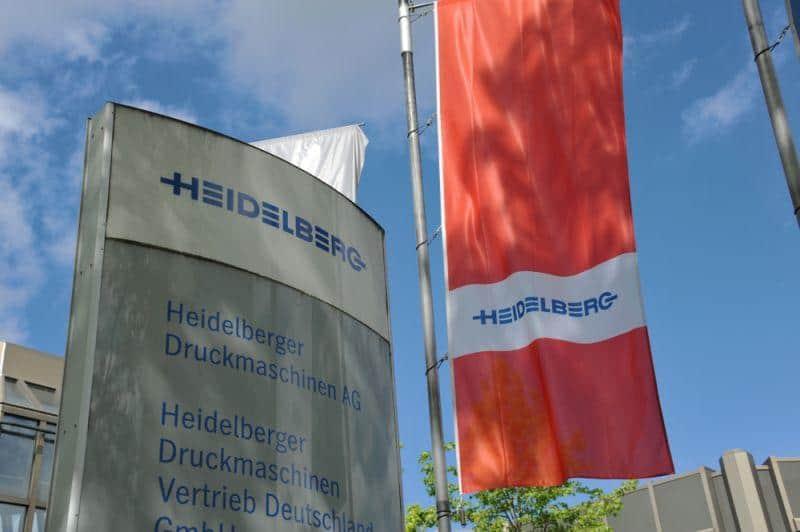 Heidelberger Druckmaschine setzt auf E-Mobilität