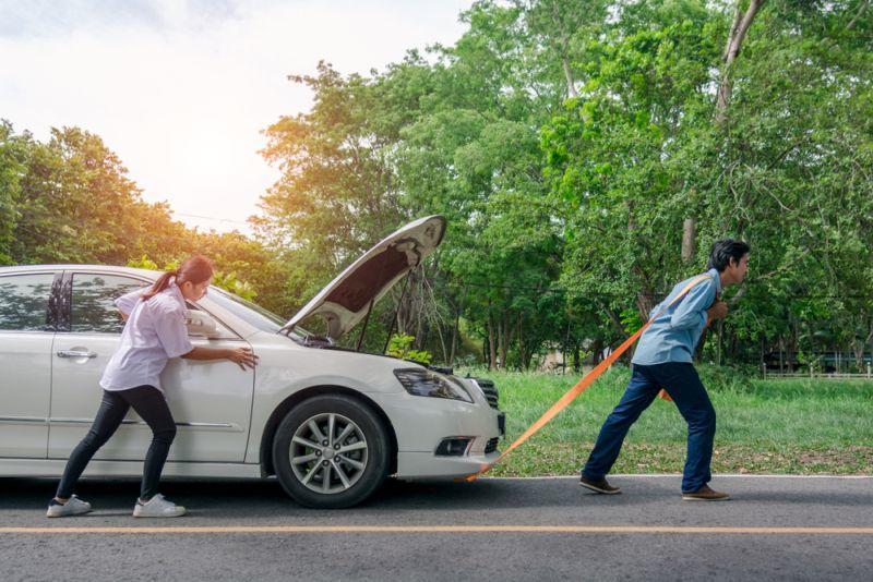 Gewicht spielt bei E-Autos keine Rolle
