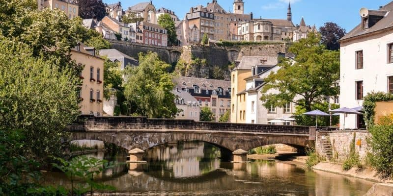 Luxemburg erhält Ladestationen