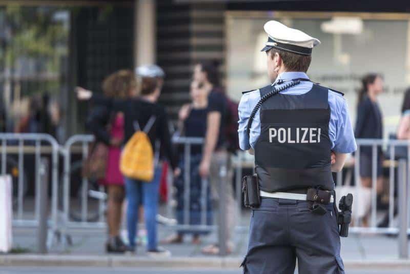 Mannheimer Polizei elektromobil unterwegs