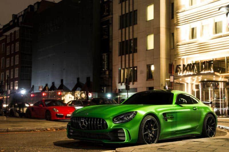 Mercedes AMG setzt auf Sounds von Linkin Park