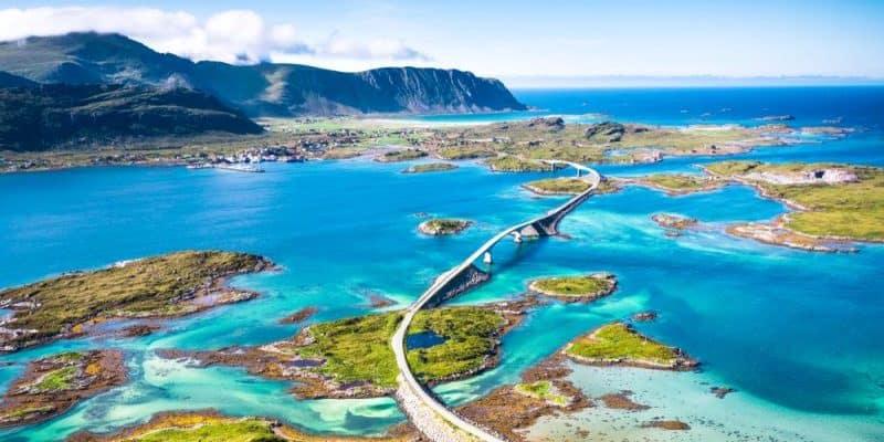 Norwegen: Mehr als die Hälfte der Neuwagen elektrifiziert