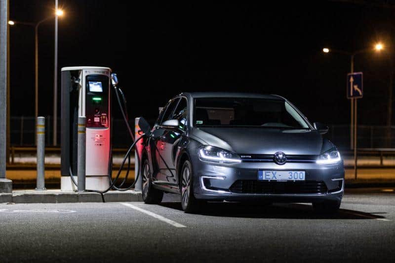 VW e-Golf fährt in Doppelschicht vom Band