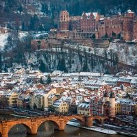 Heidelberg setzt auf Multifunktionale Straßenlampen