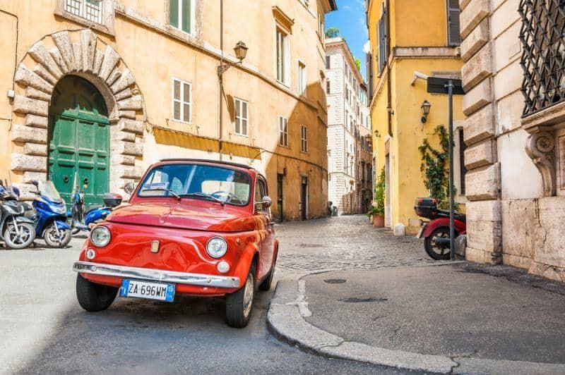 Fiat Chrysler zeigt kein Vertrauen in E-Mobilität