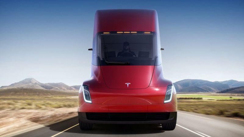 Daimler hält nicht viel von Tesla Semi