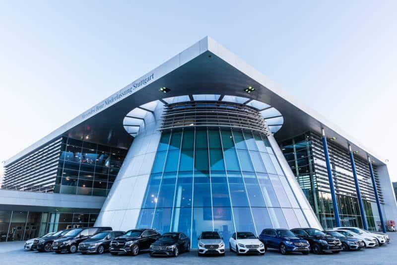 Daimler stellt sich auf Verwerfung in Lieferkette ein