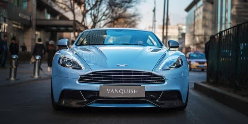 Aston Martin setzt künftig auf China