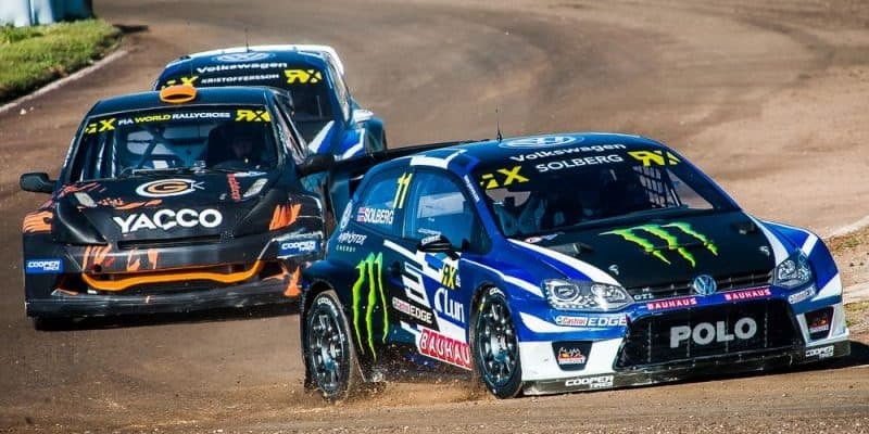 Elektroauto-Rallycross steht zur Diskussion