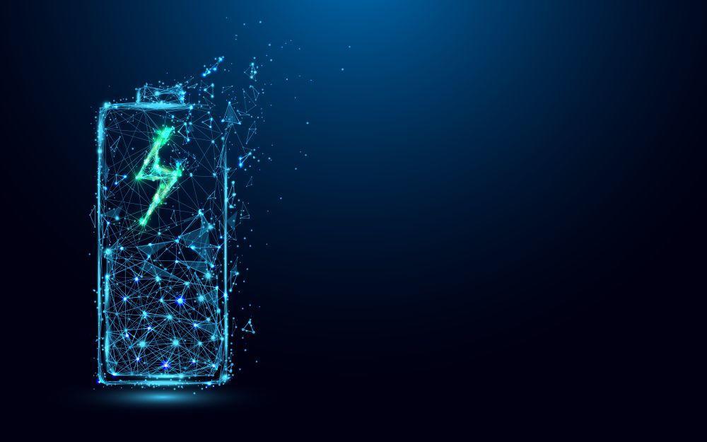 Gebrauchte Batterie - Einsatz in E-Ladestation