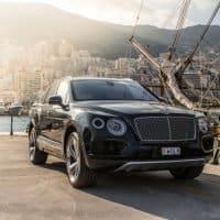 Bentley Bentayga kommt als PHEV