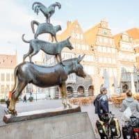Bremen stellt auf E-Busse um