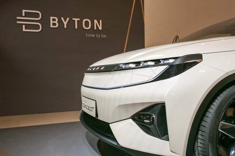 BYTON Concept Europapremiere Mailand_019