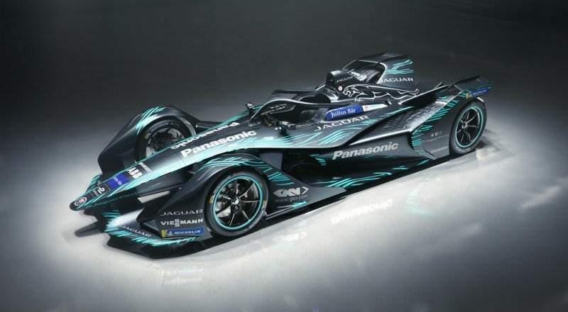 Jaguar Panasonic Racing