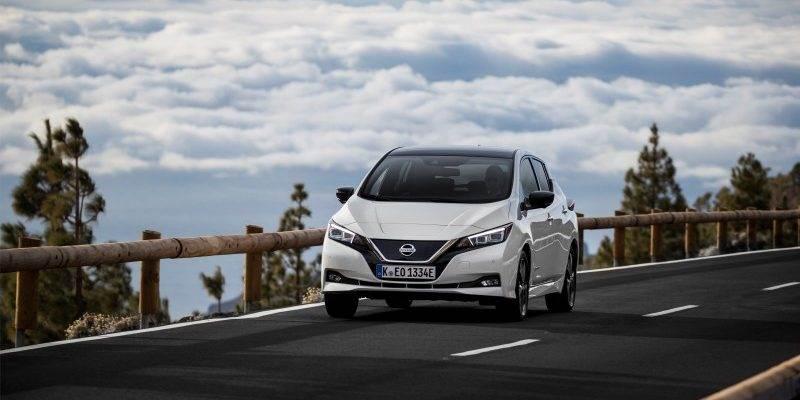 Nissan Leaf eines der förderungsfähigen Elektrofahrzeuge