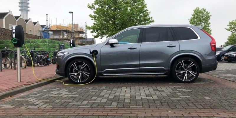 Ab 2025 jeder zweite Volvo elektrifiziert