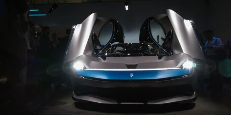 Pininfarina plant exklusives Elektro-Hypercar für 2020