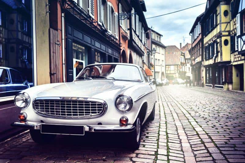Luxuriöse Fahrzeuge als E-Auto