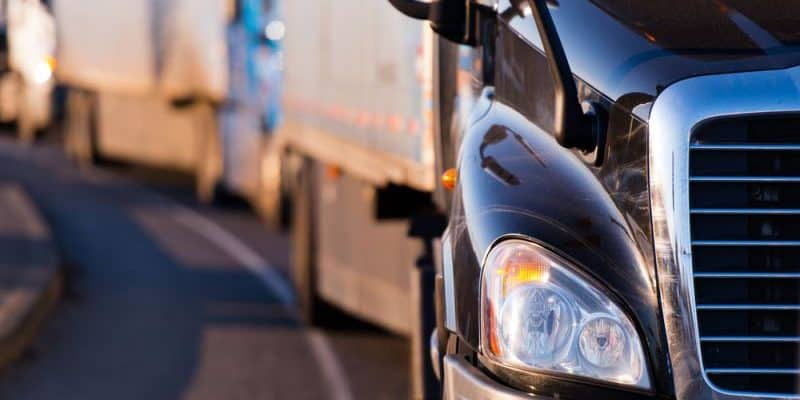 E-Lastwagen künftig ohne Mautgebühr