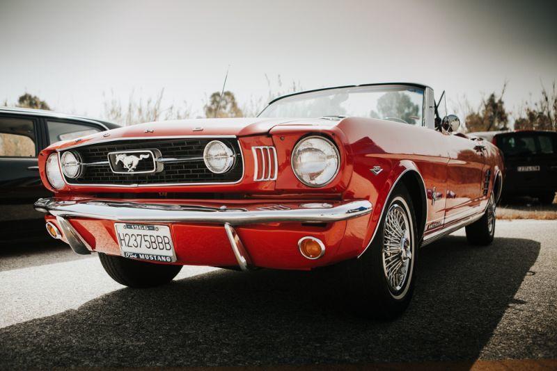 Wird der Ford Mustang bald elektrifiziert?
