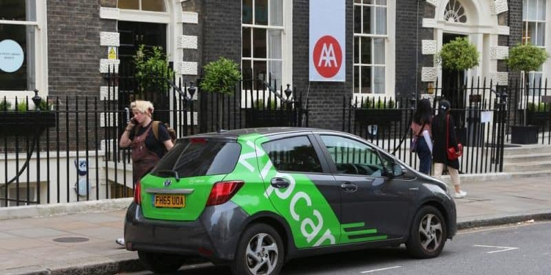 Zipcar Carsharing in London