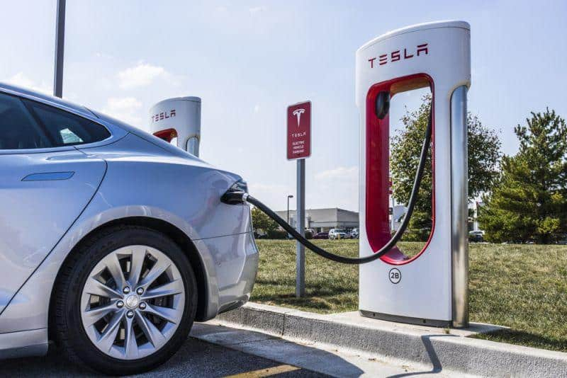 Tesla Supercharger-Netzwerk wächst