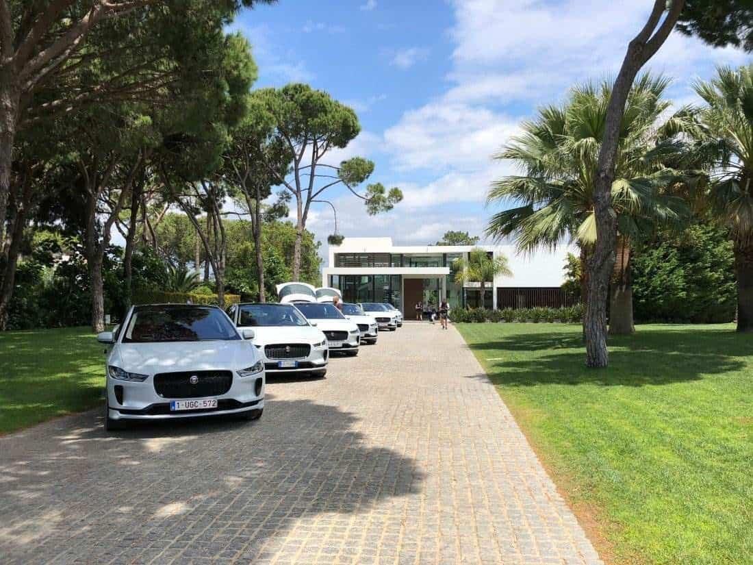 Jaguar I Pace Testbericht Mit Unseren Erfahrungen Elektroauto News Net