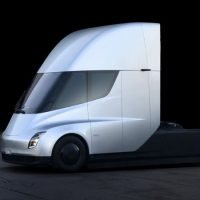 Tesla Semi - ein Blick in den Innenraum