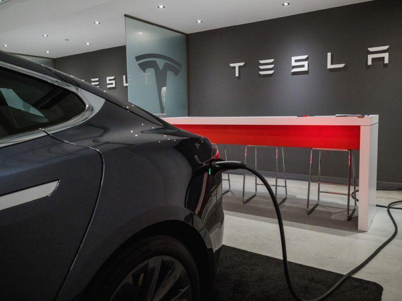 Tesla Supercharger sind für Zombie-Apokalypse bereit